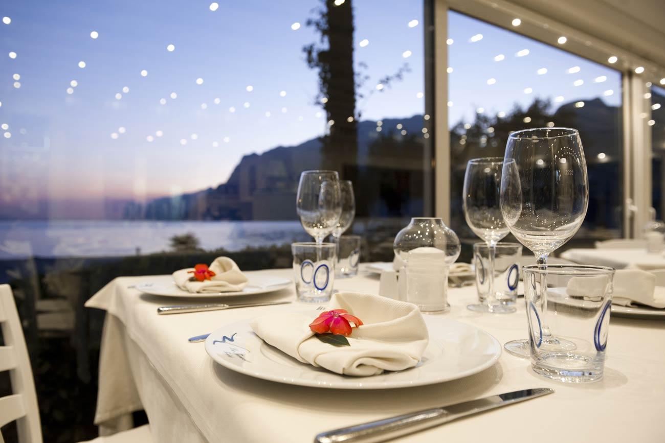 Where we are | Ristorante La Terrazza in Torbole on Garda Lake